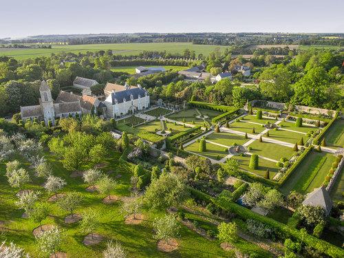 Dartagnans institut europ en des jardins paysages for Jardin jardinier normandie