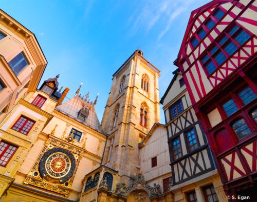 Dartagnans - Gros Horloge de Rouen