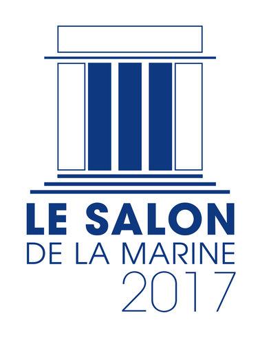 Logo du salon de la Marine 2017