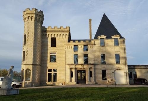 Château du Prince Noir de Lormont