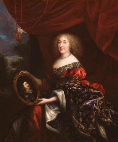 Portrait de la Grande Mademoiselle, d