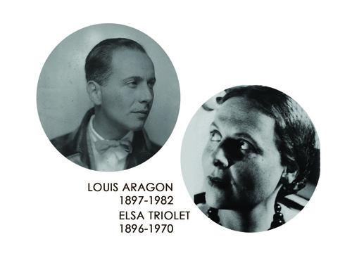 Aragon et Elsa Triolet