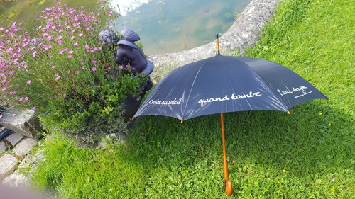 parapluie en contrepartie