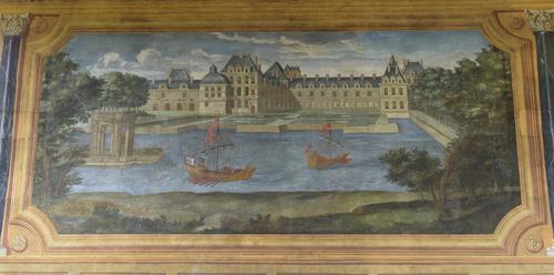 La représentation de Fontainebleau après restauration