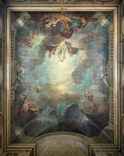 François Lemoyne, La Transfiguration, 1723