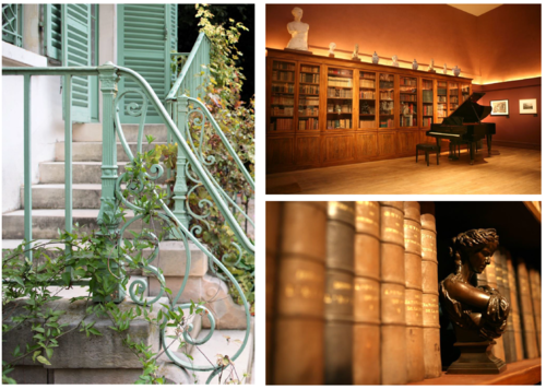 Musée de la Vie romantique - Hôtel Scheffer-Renan