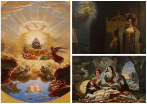 Musée de la Vie romantique - oeuvres des collections