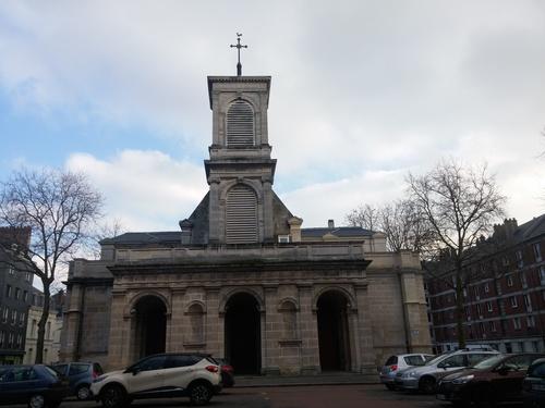 Eglise Saint-François du Havre