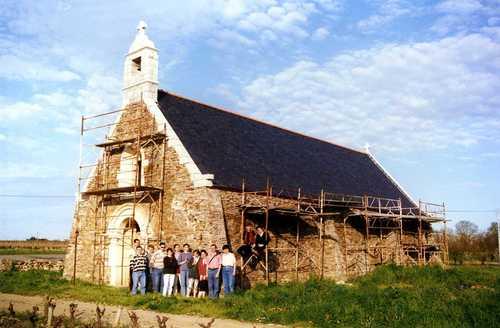 La Chapelle en 1995.