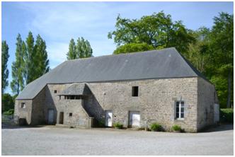 Château de Carneville - 1er manoir