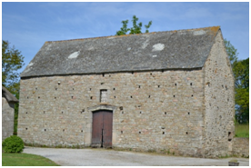 Château de Carneville - grange