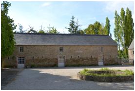 Château de Carneville - Salle du Canal