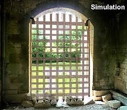 Simulation mise en place de la herse