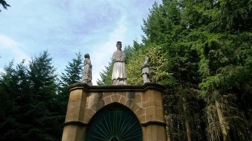 Oratoire Notre-Dame de La Salette - 2015