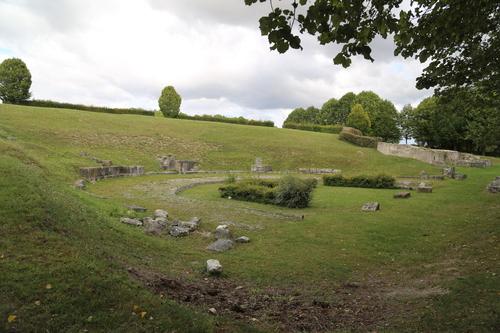 Site du théâtre antique de Vendeuil-Caply
