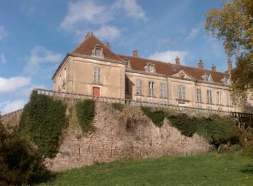 Château de La Roche avant travaux