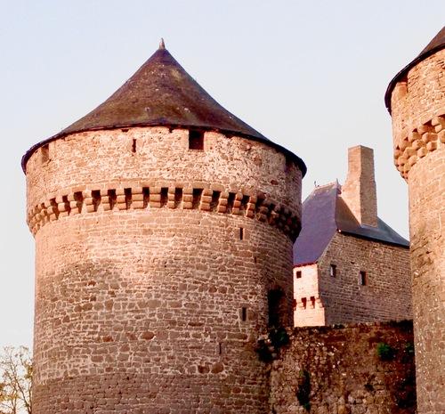 Tours du Bûcher et Lavoisier