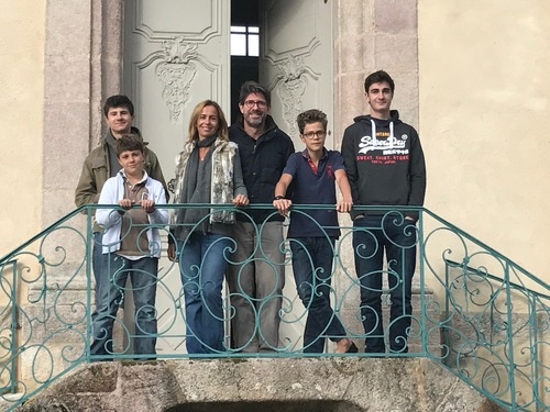 Famille La Ville-Baugé