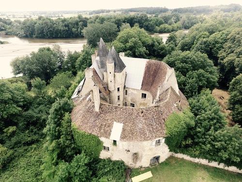 Chateau de Meauce en juillet 2016