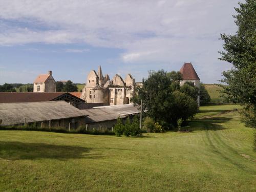 Le château d'Armentières