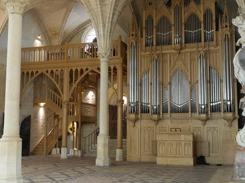 L'orgue Cavaillé-Coll de Royaumont