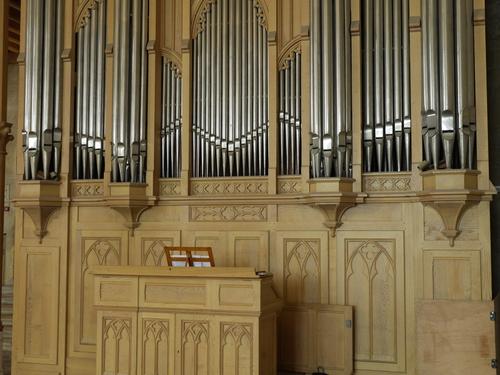 L'orgue Cavaillé-Coll de Royaumont (2015)