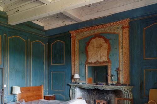 La Chambre Bleue - XVIe siècle