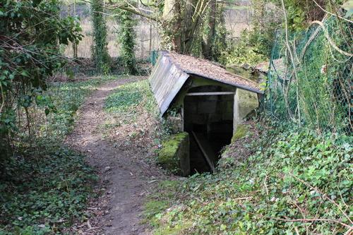 Le lavoir du Pont Baudet