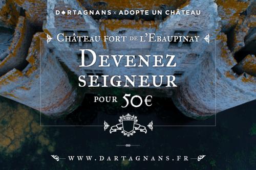 Dartagnans Ebaupinay