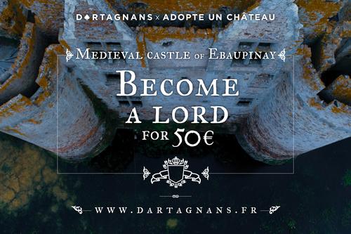 Dartagnans Lord Ebaupinay
