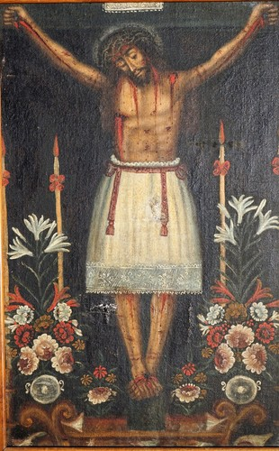 Christ des Tremblements de terre