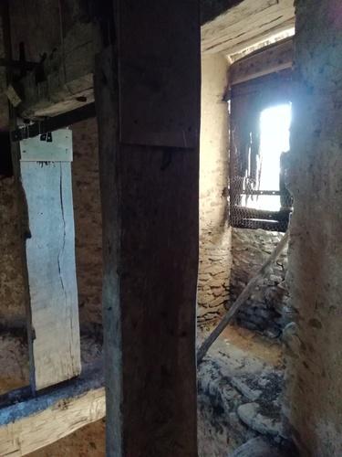 Fenêtre sud du premier étage
