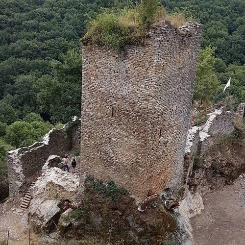 Château rock datant