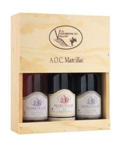 Coffret AOC Marcillac
