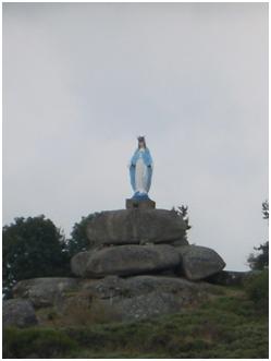 Vierge du Rocher