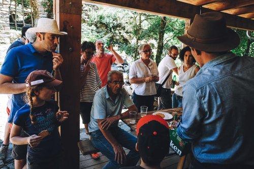 Chantier Bénévoles Castelroc