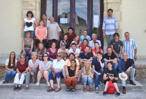 Les Amis du Vieux Château - juillet 2015