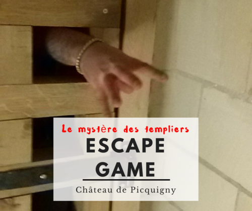 Visite découverte par escape game