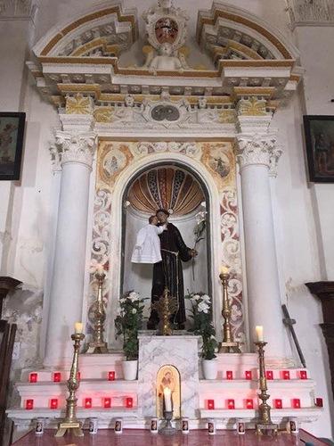 Autel saint Antoine