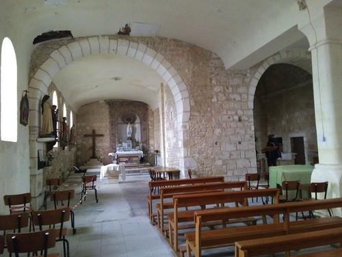 Nef de l'Eglise