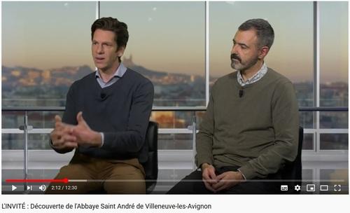 Provence Azur TV/ L'Invité du jour