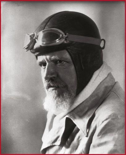 Portrait d'Antoine Poidebard