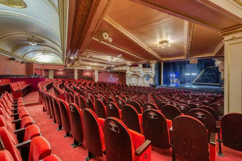 Théâtre Mogador - salle