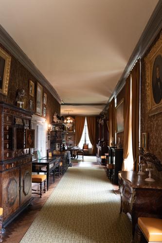 Galerie du Château de Fontaine-Henry