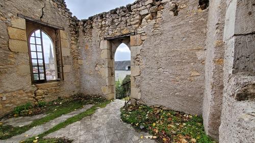 Désolidarisation des pierres des hauts de mur
