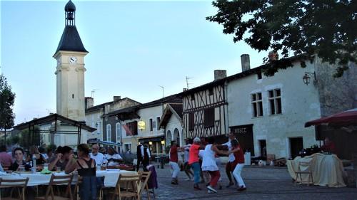 Place de l'Hôtel-de-Ville - Le beffroi