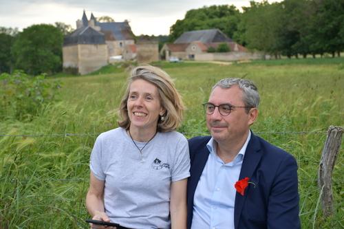 Séverine et Cédric Mignon