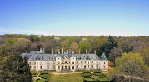 Le château de La Villaumaire