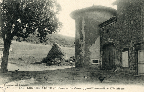 La Tour du Canet début XXème siècle