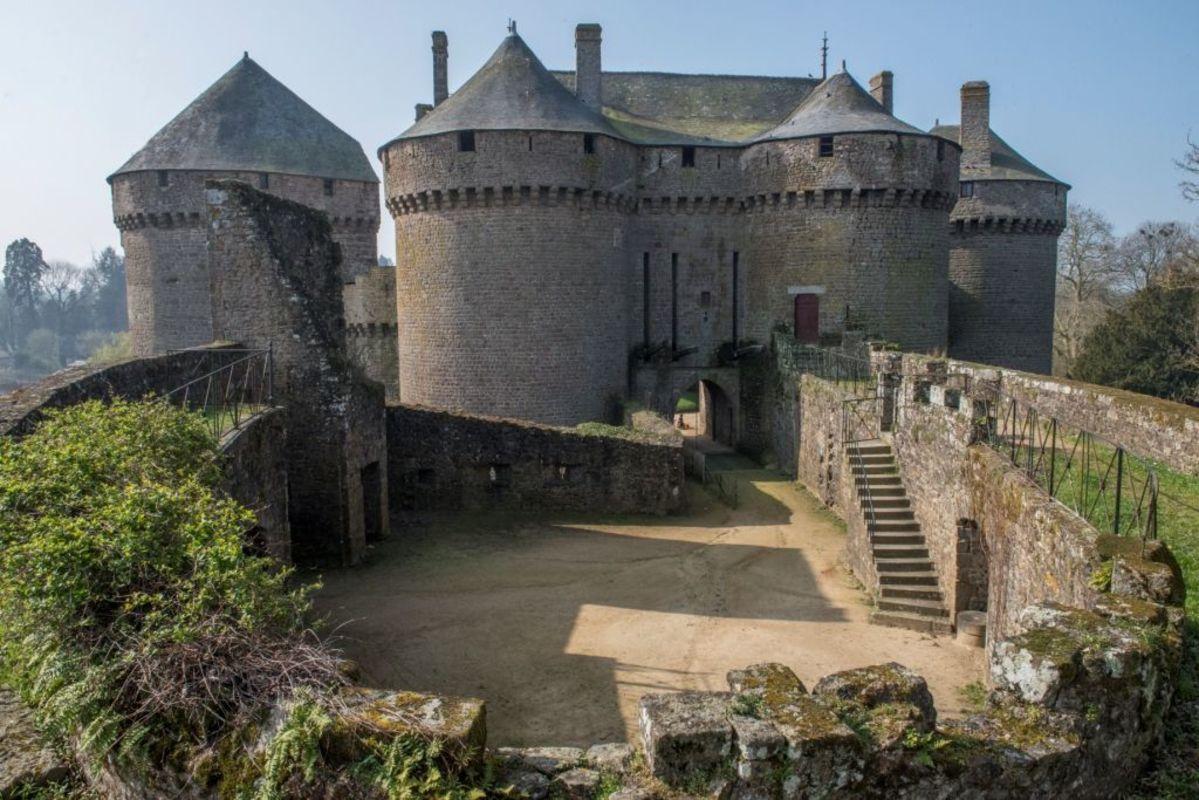 Dartagnans ch teau de lassay for Les salons du chateau
